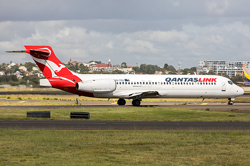 QantasLink Boeing 717-200 VH-YQU at Sydney Kingsford Smith International Airport (YSSY/SYD)
