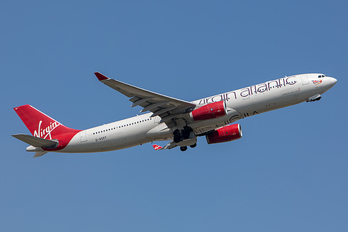 Virgin Atlantic Airbus A330-300 G-VSXY at London Heathrow Airport (EGLL/LHR)