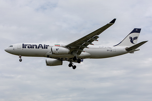 Iran Air Airbus A330-200 EP-IJA at London Heathrow Airport (EGLL/LHR)
