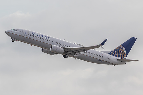 United Airlines Boeing 737-800 N76508 at San Francisco International Airport (KSFO/SFO)