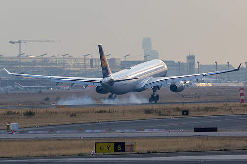Lufthansa Airbus A330-300 D-AIKD at Frankfurt am Main International Airport (EDDF/FRA)