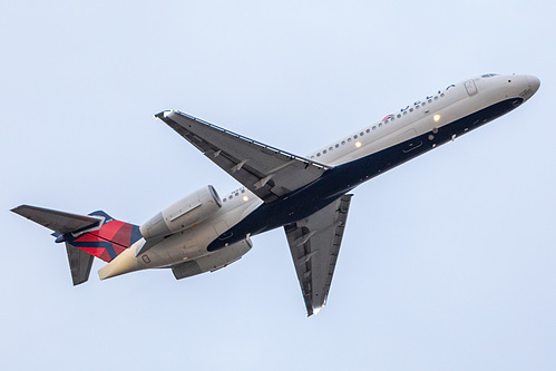 Delta Air Lines Boeing 717-200 N951AT at Portland International Airport (KPDX/PDX)