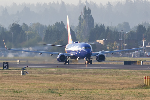 Southwest Airlines Boeing 737-700 N436WN at Portland International Airport (KPDX/PDX)